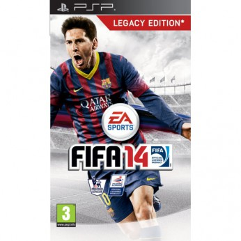 FIFA 14 PSP reviews