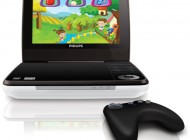Philips 7″ Portable DVD Player