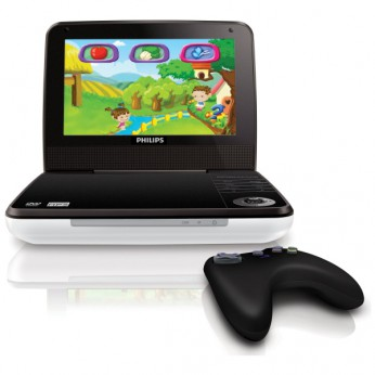 Philips 7″ Portable DVD Player reviews