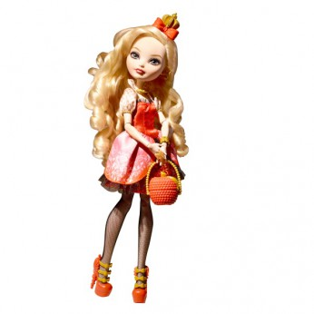 Ever After High Royal Apple White reviews