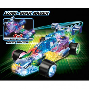 Lite Brix Lumi-Star Racer reviews