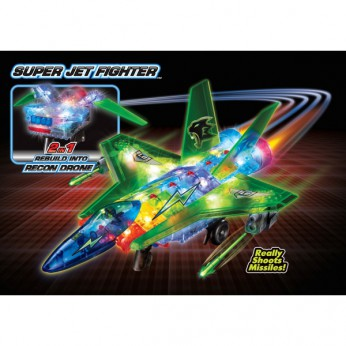 Lite Brix Super Jet Fighter reviews