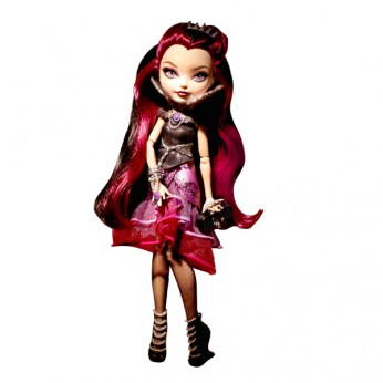 Ever After High Rebel Raven Queen reviews