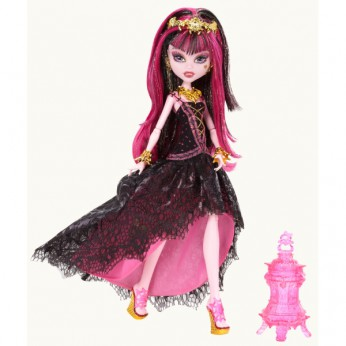 Monster High 13 Wishes Party Draculaura reviews
