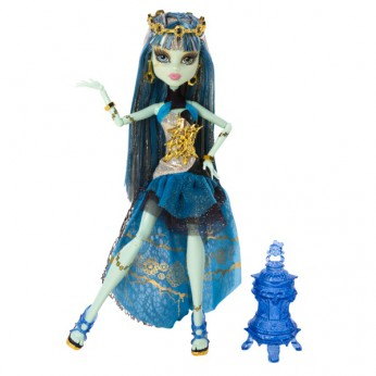 Monster High 13 Wishes Party Frankie Stein reviews