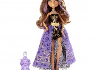 Monster High 13 Wishes Party Clawdeen Wolf