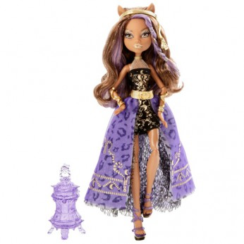 Monster High 13 Wishes Party Clawdeen Wolf reviews