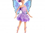 Barbie Mariposa Co-Star Friend Purple