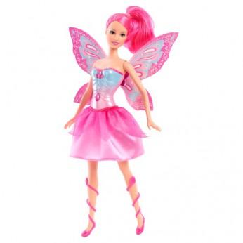 Barbie Mariposa Co-Star Friend Pink reviews