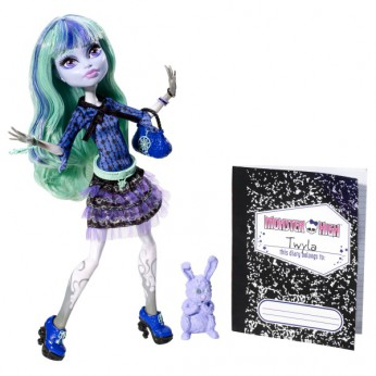Monster High 13 Wishes Twyla reviews