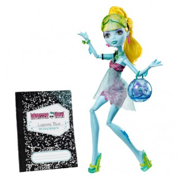 Monster High 13 Wishes Lagoona Blue reviews