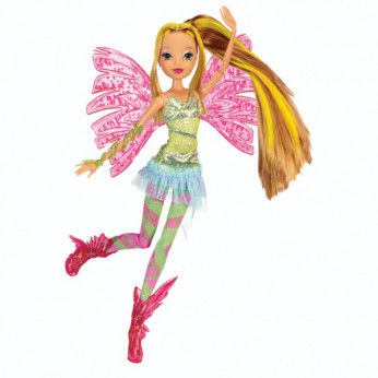 WINX Deluxe Fashion Doll Sirenix Flora reviews