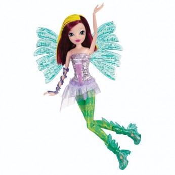 WINX Deluxe Fashion Doll Sirenix Tecna reviews