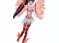 WINX Deluxe Fashion Doll Sirenix Musa
