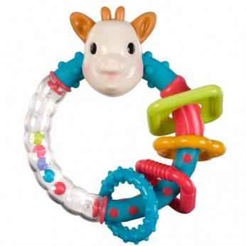 Sophie the Giraffe Multi Textured Rattle reviews