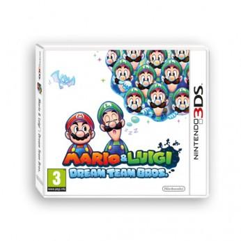 Mario and Luigi Dream Team 3DS reviews