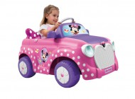 Disney Minnie Bowtique Car 6v