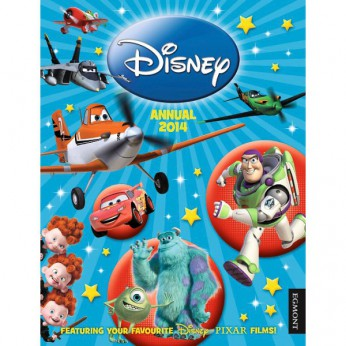 Disney Pixar Annual 2014 reviews