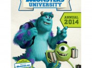 Monsters Uni Annual 2014