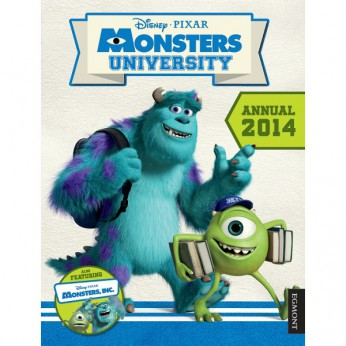 Monsters Uni Annual 2014 reviews
