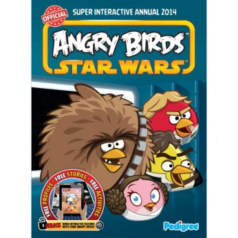 Angry Birds Star Wars Annual 2014 reviews