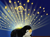 Dream Lites Playful Penguin Pillow Pet