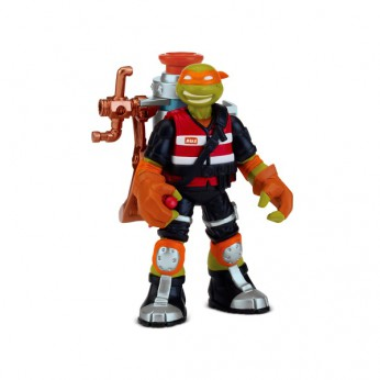 Turtles Action Figure Mutangen Ooze Michaelangelo reviews