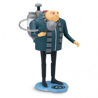 Despicable Me 2 Deluxe Action Figure Gru reviews