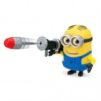 Despicable Me 2 Deluxe Action Figure Dave reviews