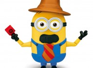 Despicable Me 2 Deluxe Action Figure Mr. Tim