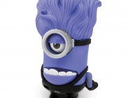 Despicable Me 2 Deluxe Action Figure Purple Minion