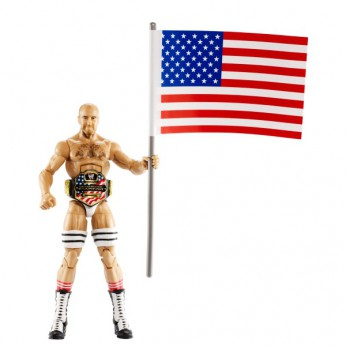 WWE Elite Series 23 Ant Cesaro reviews