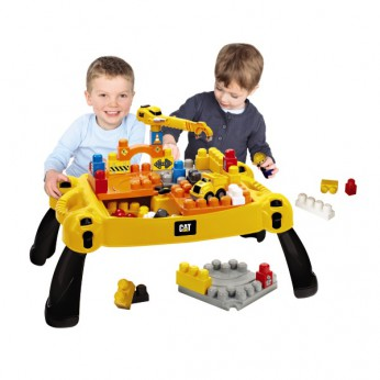 Mega Bloks CAT Ultimate Construction Site Table reviews