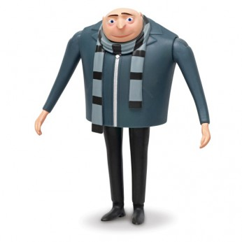 Despicable Me 2 9cm Articulated Gru Figure reviews