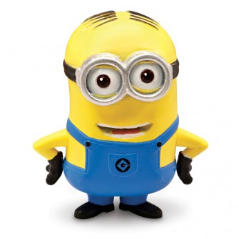 Despicable Me 2 5cm Articulated Minion Dave Figure reviews