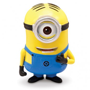 Despicable Me 2 5cm Articulated Minion Stuart reviews