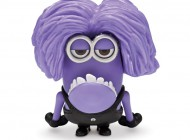 Despicable Me 2 5cm Articulated Purple Minion