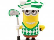 Despicable Me 2 5cm Articulated Minion Golfer