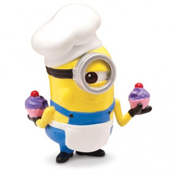 Despicable Me 2 5cm Articulated Minion Baker reviews