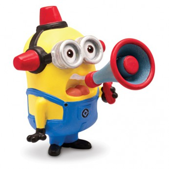 Despicable Me 2 5cm Articulated Minion Fireman reviews