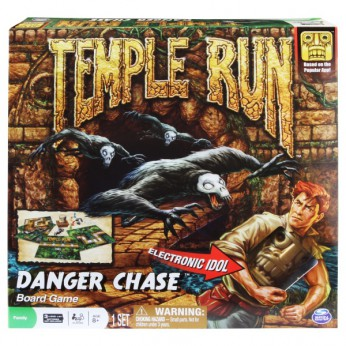 Temple Run Electonic Board Game reviews