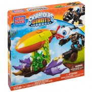 Mega Bloks Skylanders Zepplin Air Ship Assault