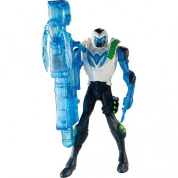 Max Steel 15cm Basic Figure Blaster Max reviews