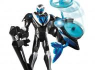 Max Steel 15cm Basic Figure Launch Toxzon