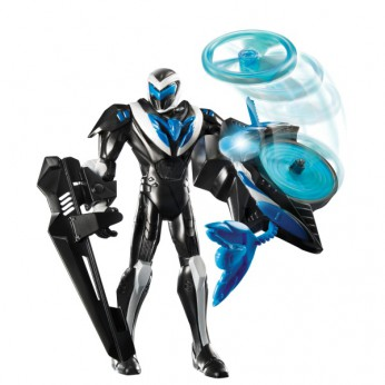 Max Steel 15cm Basic Figure Launch Toxzon