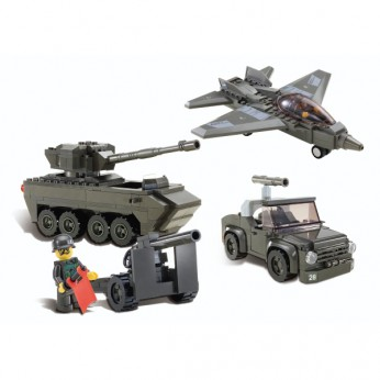 Military Bucket of Bricks reviews