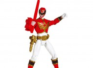 Power Rangers Megaforce 10cm Red Figure