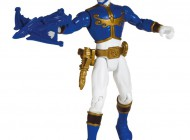 Power Rangers Megaforce 10cm Blue Figure