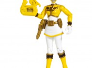 Power Rangers Megaforce 10cm Yellow Figure