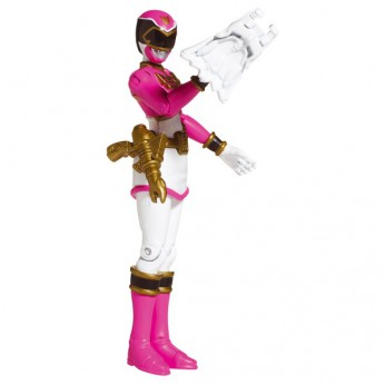 Power Rangers Megaforce 10cm Pink Figure reviews